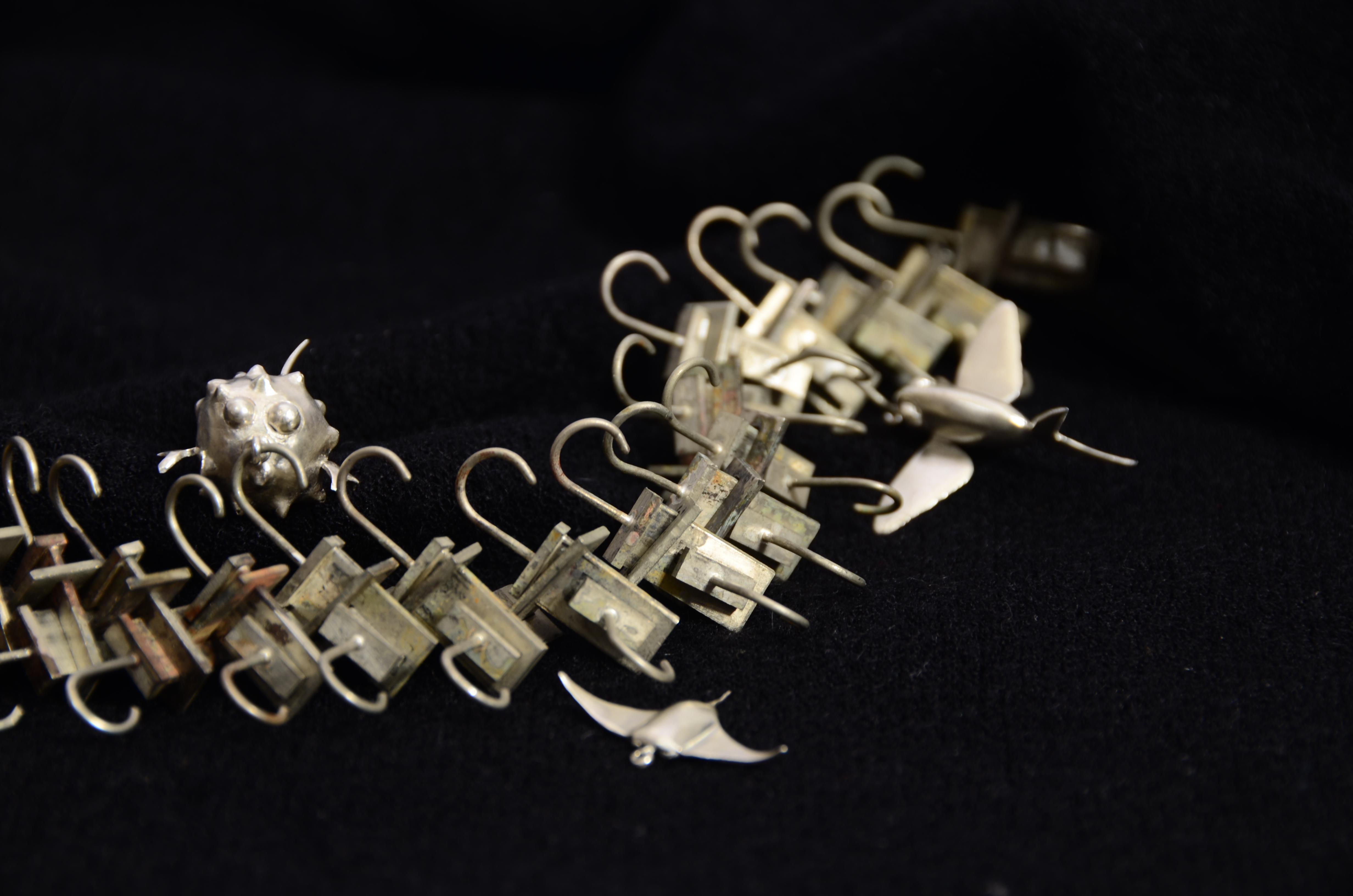 R&D - necklace FHOOK - sezioneR
